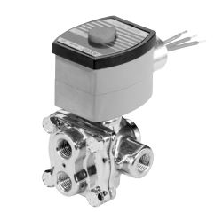 4-Way Solenoid Valves