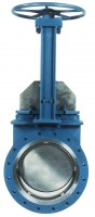 Coal Burner Isolation Knife Gate Valve