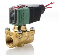 Electronically Enhanced Solenoid Valves