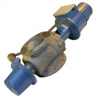 Precision Electric Control Valves