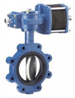 Resilient Uninterrupted Seated Butterfly Valves