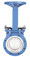 Stainless Steel Lined Knife Gate Valves