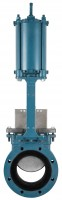 Urethane Lined Knife Gate Valves