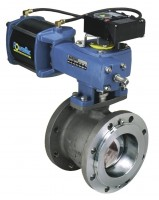 V-Port Ball Valves